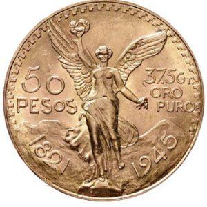 50 Pesos Münze
