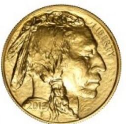 American Buffalo Gold Münze 2013