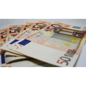 Bargeld 50 Euro Scheine