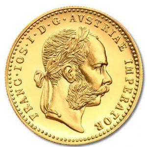 Einerdukaten Münze
