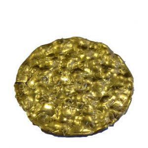 Erste Münze aus Gold