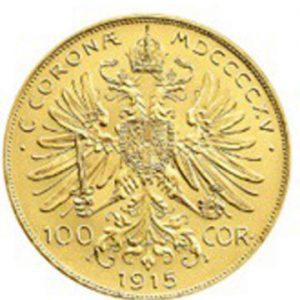 österreichische Kronen Münze