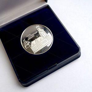 Silber Medaille Freie Hansestadt Bremen