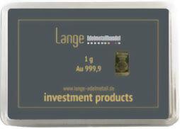 Geschenkkapsel investment products