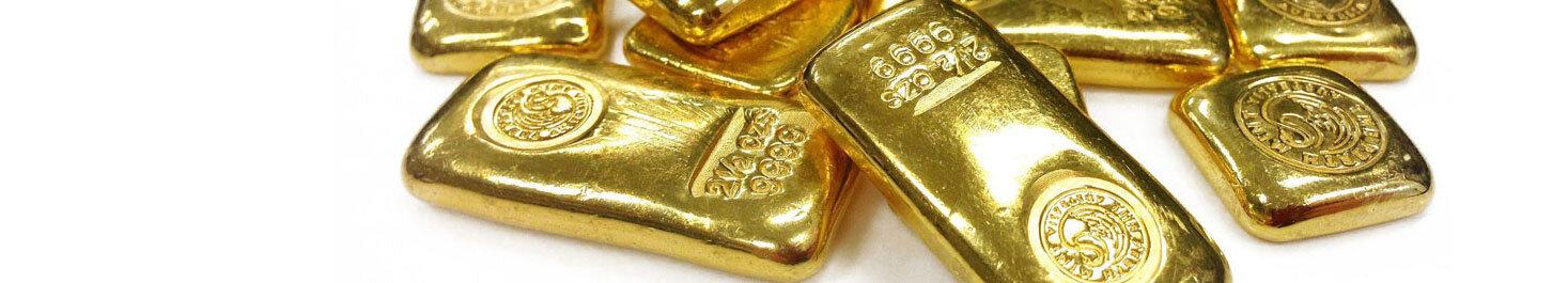 Goldbarren 2,5ozs